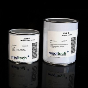 Resoltech 2040G/2045G Structural Adhesive Epoxy for wood bonding  & Structural Fillet Joint