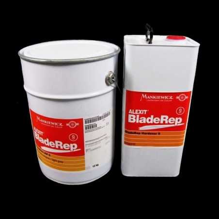 ALEXIT BladeRep painting leading edge protection LEP 9