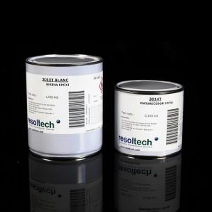 Resolcoat 3010T/3014T Revêtement époxy à haut extrait sec pour la finition sur tous supports
