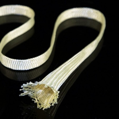 Malla de aramida tubular de 19 mm y 210 g/m2