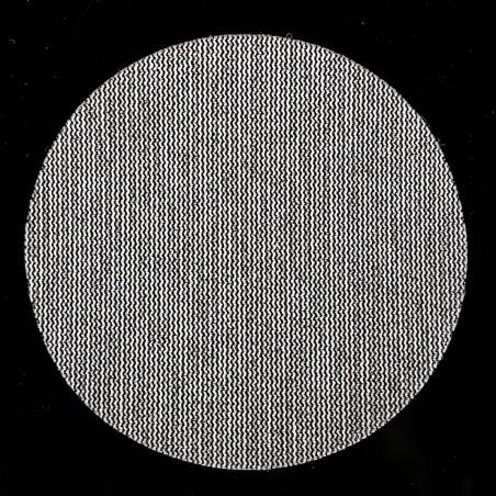 Du papier de verre Abranet grain 150 (Ø 150 mm)