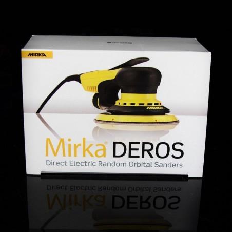 Mirka DEROS 650CV 150mm Central Vacuum Orbit 5,0