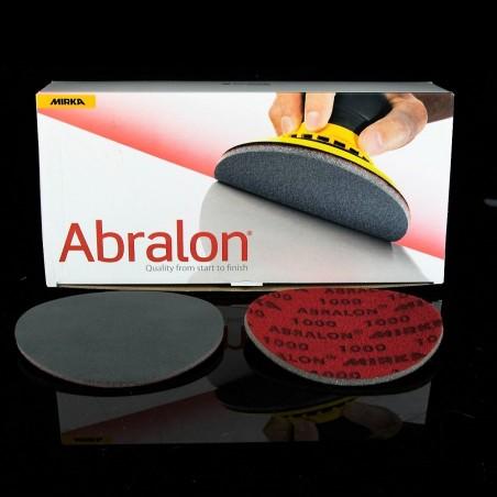 Schleifpapier matizadora korn 2000 (Abralon), Ø: 150 mm