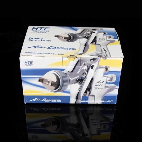 Pistola de Gravedad AZ3 HTE2 con boqilla de 3.5