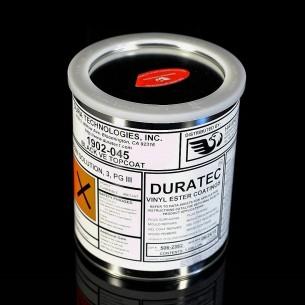 Topcoat Duratec® Viniléster Alto Brillo Negro 1902-045