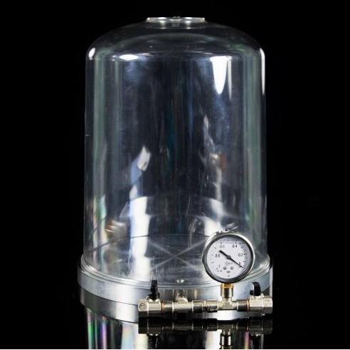VACUUM BELL JAR 17L