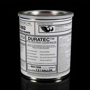 Duratec® 707-002 Imprimación de Poliéster Gris Oscuro Compatible Epoxi