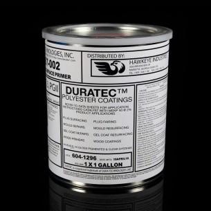 Duratec® 707-002 Grundierung für Polyester Grau Dunkel Kompatibel Epoxidharz