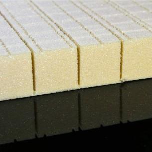 Espuma de PVC Divinycell H80 30 mm GSWC30 GPC1 para infusão