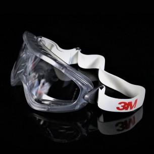 3M™ Maschere, Panoramica, con ventilazione diretta, policarbonato