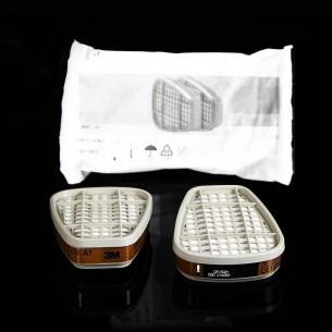 3M™ 6051 A1 Filtro para vapores orgânicos