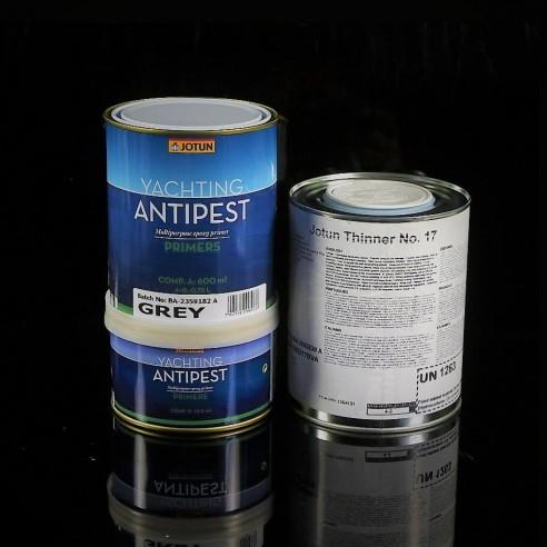 Antipest couche d 39 appr t poxy deux composants - Couche d appret ...