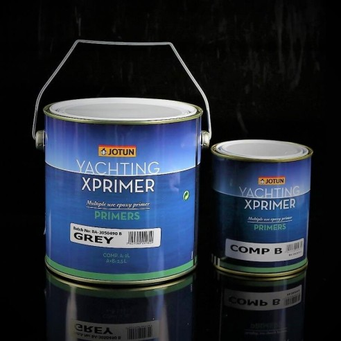 XPRIMER, two component polyamide cured epoxy coating.