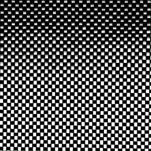 160 g/m2 Tessuti in fibra di Carbonio Spread Tow Stile 447