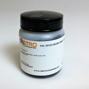 Pigmento para Epoxi Negro RAL 9005