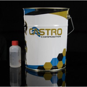 Crystic RTR4010PA Resina de Poliéster de Baixa Contraccion para Moldes
