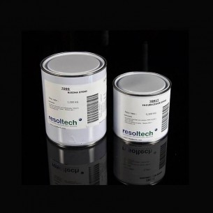 Resolcoat 7090 / 7091T BLACK Epoxy Gelcoat for Tooling & Composite Parts
