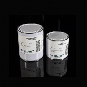 RESOLCOAT 7090 / 7091(T) Green RAL 6029 Epoxy Gelcoat for Tooling & Composite Parts