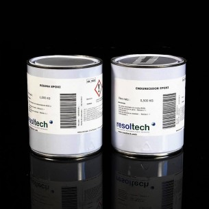 Resoltech 8050/8058 Epoxy Profiling & Fairing Filler