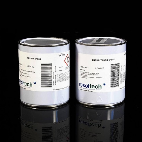 Mastic époxy Resoltech 8050/8058