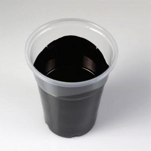 Tinte Translúcido Concentrado Negro para Barnices y Resinas Epoxi Transparentes