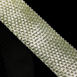 Bande d'Aramide, Twaron 170 g/m2, d'une largeur de 3 cm