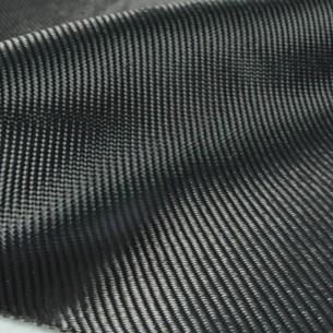 200 g/m2 Tissé Diolen Imitation Carbone Sergé 2 x 2 noir