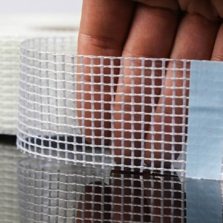 Fiberglass Adhesive Mesh GLAS 50 AD, 50 mm x 50 m