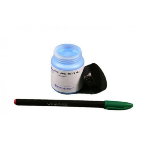Pigment blau pool