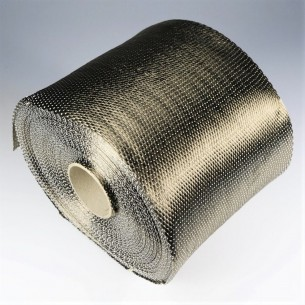 Tejido de Basalto Unidireccional de 1200 g/m2, ancho 250 mm