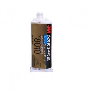 3M Scotch-Weld Structural Kunststoff-Klebstoff DP8010 Blau - 45 ml