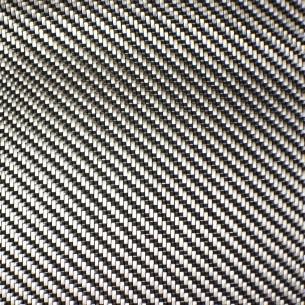 INTERGLAS 92125 fiberglas SCHWARZ 280 g/m2 Köper 2/2 Breite 100 cm