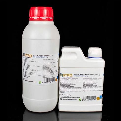 Epoxidharz transparent Resoltech WWAS/WB4