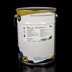 Hochglanz-Polyester-Beschichtung Crystic Glosscoat Polyester