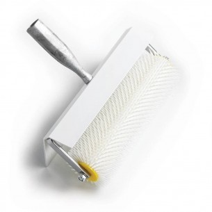 Rullo desairador spinato. Larghezza 250 mm Lunghezza frecciatine: 21 mm
