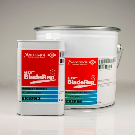ALEXIT® Perfil de Llenado de 5 de dos componentes de poliuretano relleno