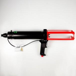 Pistola neumática para cartuchos Crestabond M7 y Bladerep LEP 10 de 400 g
