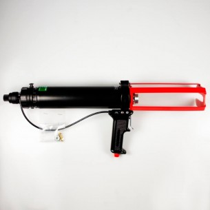 Pistola pneumática para cartuchos Crestabond M1 e Bladerep LEP 10 de 400 g