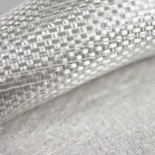 Complesso in Fibra di Vetro Roving Mat 1300 g/m2, larghezza 27 cm