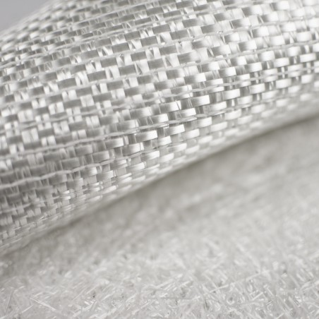 Fibre Glass Roving-Mat 500-450 Plain, 27 cm width
