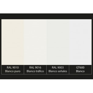 Crystic GT-600 Gelcoat isoftálico Blanco - BROCHA
