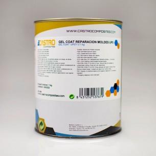 UP571 Gelcoat de Poliéster Reparación o Fabricación de Moldes