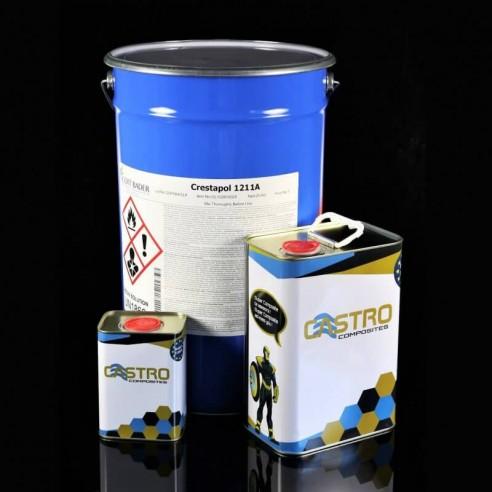 Crestapol® 1211A, gefüllt, teilweise beschleunigt, Urethan-Acrylat-Harz