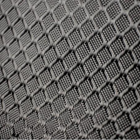 275 g/m2 Plain + Twill Carbon Fabric GG-275 V610, 100 cm width