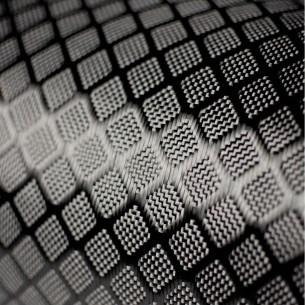 Tessuti in fibra di carbonio Twill + Taffetà GG-275 V610 275 g/m2, larghezza 100 cm