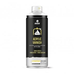 Spray de Verniz Acrílico Monocomponente com Resistência UV