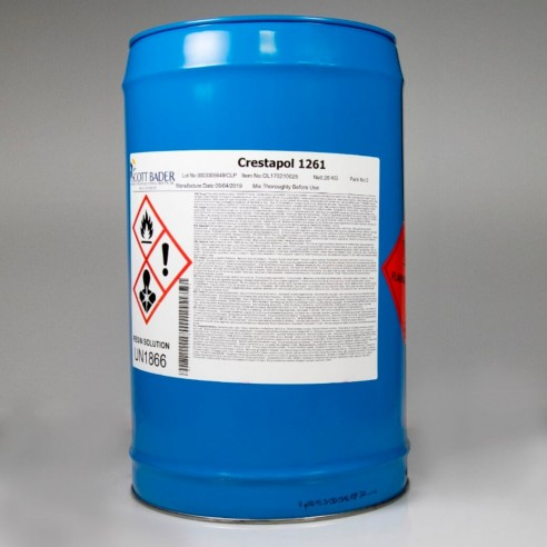Urethane Acrylate Resin Crestapol 1261, High Fire Resistance