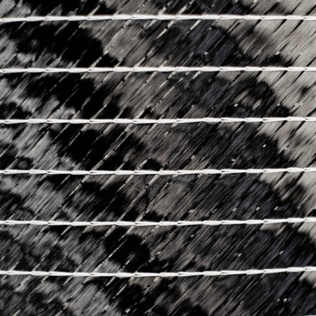 300 g/m2 Biaxial Carbon-gewebe 24 K, 22 cm Breite SPOT