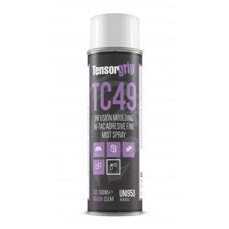 TensorGrip TC49 Adhesivo en Spray Alta Pegajosidad para Infusión