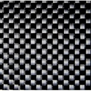 Tejido de carbono tafetán de 200 g/m2, ancho 100 cm
